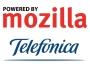 Open web device el celular de Mozzilla asociado conTelefonica